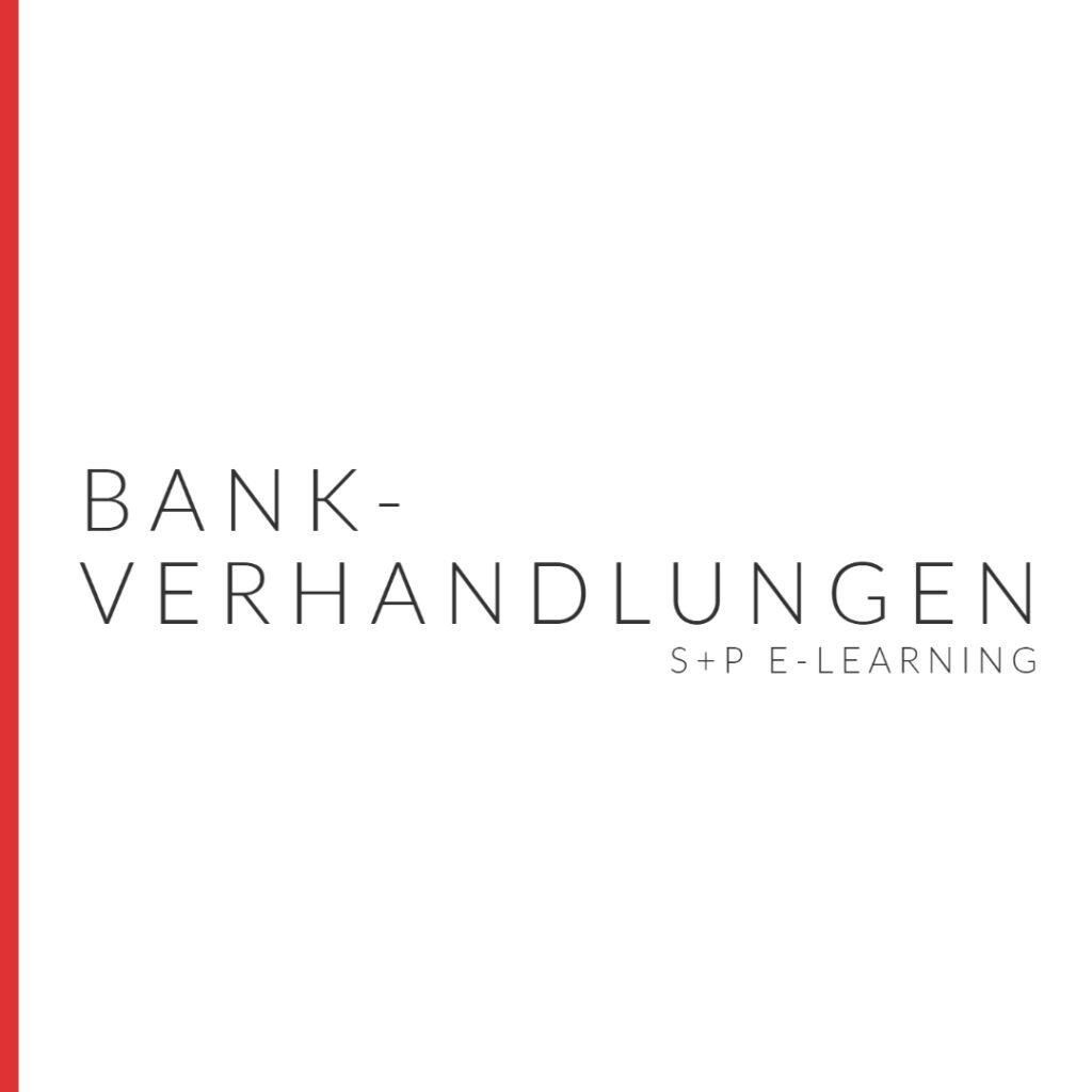E-Learning Bankverhandlungen